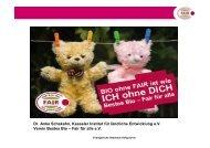 Bio-Fair-Verein, Dr. Anke Schekahn