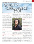 Winter 2010 Issue 4 - Canadian Mental Health Association - Page 5