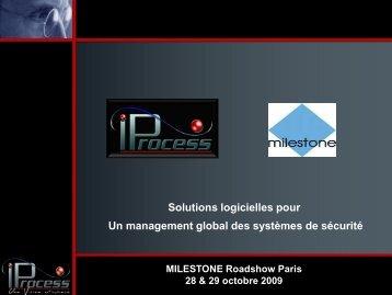 iprocess - Milestone