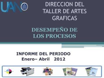 Mayo 2012 - sistema administrativo de calidad