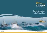 SafeSea Product Brochure (English) - Ocean Signal