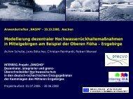 Vortrag Professor Schulte - Hydrotec
