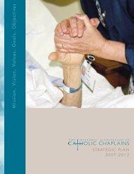 NACC Strategic Plan 2007-2012 - National Association of Catholic ...
