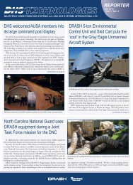 DHS Technologies - Quarterly News.pdf - Military Systems ...