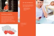 Poradenství a informace - Výpadek proudu - E.ON
