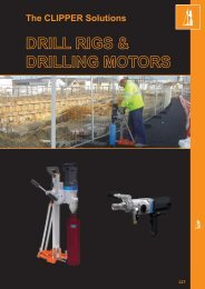 Drill rigs - Norton Construction Products