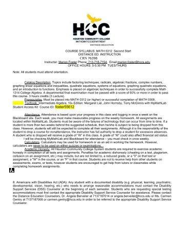 ENC-102 English Composition II