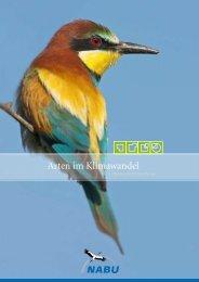 Arten im Klimawandel - anwclimatechange