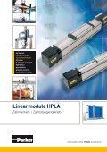 Parker-Produkt-Katalog Aktuatoren 190 580011 ... - Vogel Gruppe - Seite 2