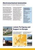 Parker-Produkt-Katalog Aktuatoren 190 580011 ... - Vogel Gruppe - Seite 6