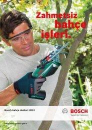 Zahmetsiz - Bosch elektrikli el aletleri