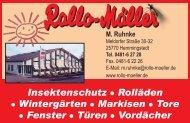 Insektenschutz Rolläden Wintergärten Markisen Tore Fenster Türen ...