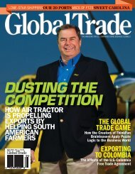 Global Trade | March-April 2013