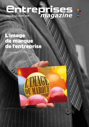 Numero41 - Entreprises magazine