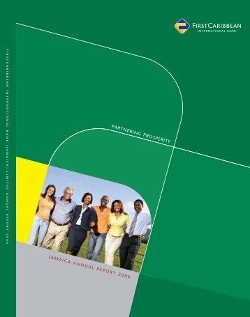 (Jamaica) Limited - FirstCaribbean International Bank