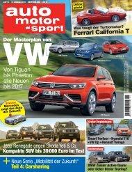 auto motor und sport #2