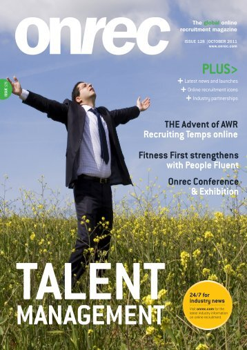 NEWS - Online Recruitment Magazine