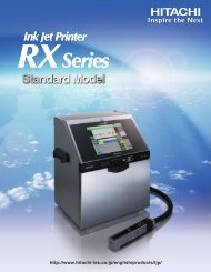 New Concept IJP - Barcode Printers | Label Applicators
