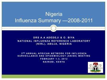Nigeria - PSA