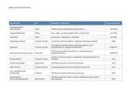 PDF-Liste bisheriger Projekte - Bauservice Czotscher GmbH