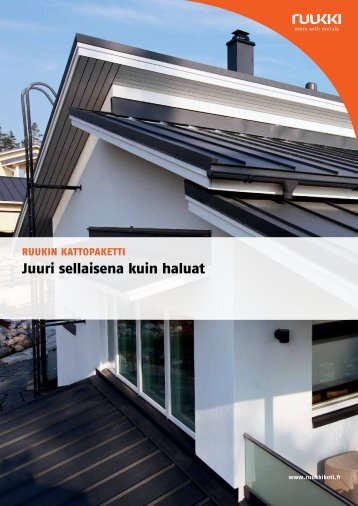 Juuri sellaisena kuin haluat - Rakentaja.fi