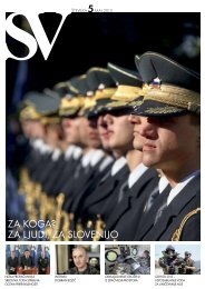 Letnik XXI/5 - Ministrstvo za obrambo
