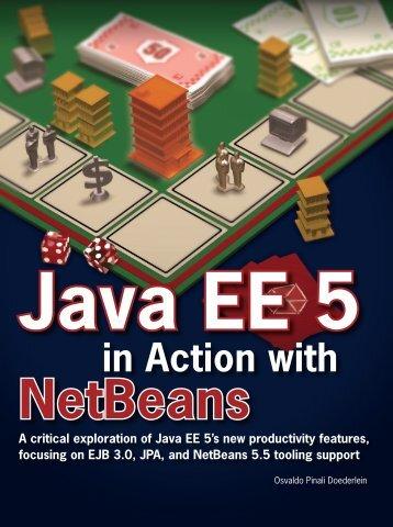 Java EE 5 - NetBeans