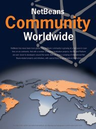NetBeans Community Worldwide
