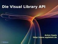 Die Visual Library API
