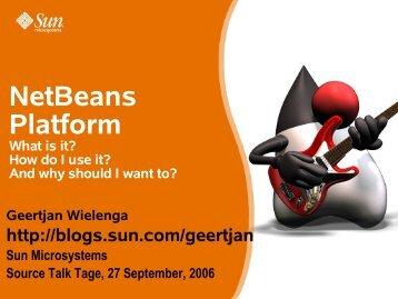 NetBeans Platform