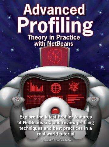 Advanced Profiling - NetBeans