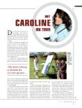 Golf & Country Kolumne 4/2011 - Caroline Rominger - Seite 2