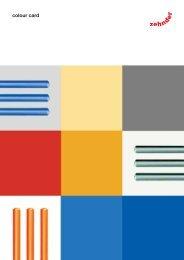 Trendy Colours Classic Colours - Zehnder