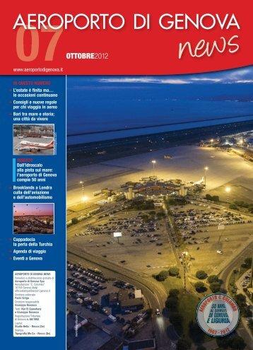 Ottobre 2012 - Aeroporto di Genova