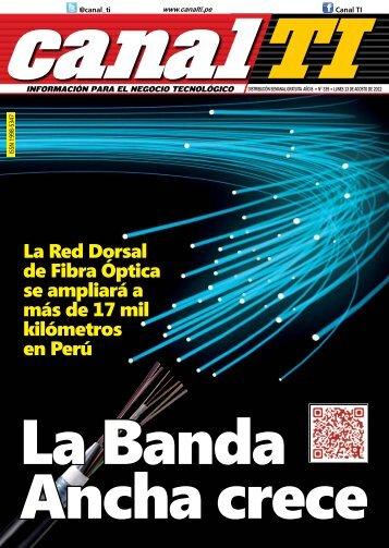 La Red Dorsal de Fibra Óptica se ampliará a más de 17 ... - Canal TI