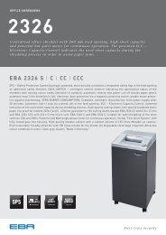 EBA 2326 S