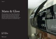 Ultra High Gloss White - Tilbrook Interiors