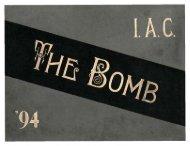 The Bomb 1894 - Iowa State University