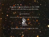 Features of heavy physics in the CMB - Theoretical High-Energy ...