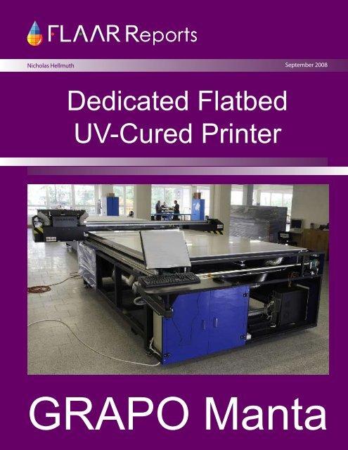 GRAPO Manta - Wide-format-printers.org
