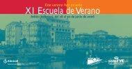 XI Escuela de Verano - samFYC. Sociedad Asturiana de Medicina ...