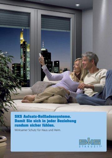 Laden Sie sich die Broschüre zum SKS Aufsatz - Meinsen-Fenster.de
