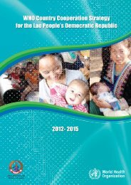 Country Cooperation Strategy pdf, 4.86Mb - WHO Western Pacific ...