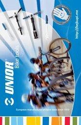Unior Bike Tools Flyer