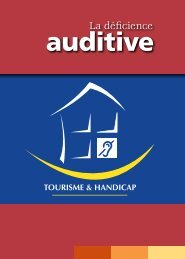 auditive - Tourisme & Handicap