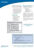 SmartQuality Sagem Orga - Page 2