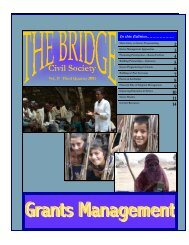 Grants Management Approaches - Mercy Corps