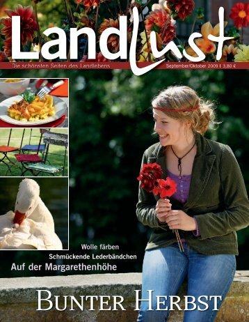 Auf der Margarethenhöhe Schmückende ... - Seifen-Reinhardt GmbH