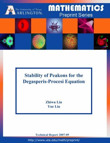 Stability of Peakons for the Degasperis-Procesi Equation