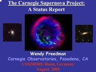 Freedman, Wendy - cosmo 05